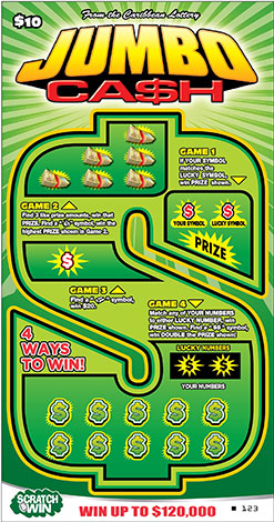 The Barbados Lottery